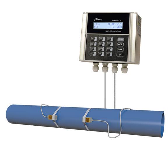 D116 Ultrasonic Flowmeter  Australian supplier